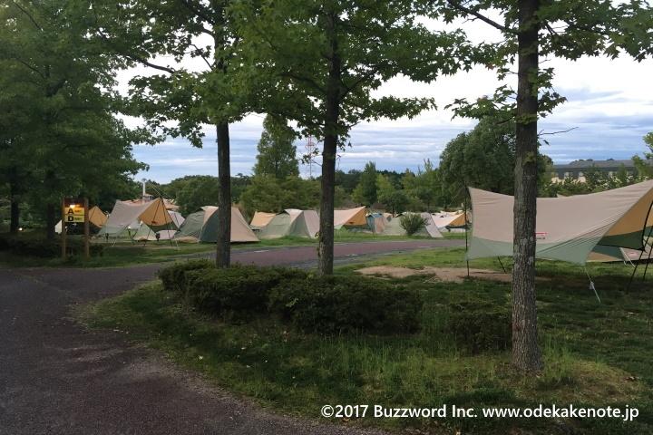 鈴鹿サーキット ファミリーキャンプ